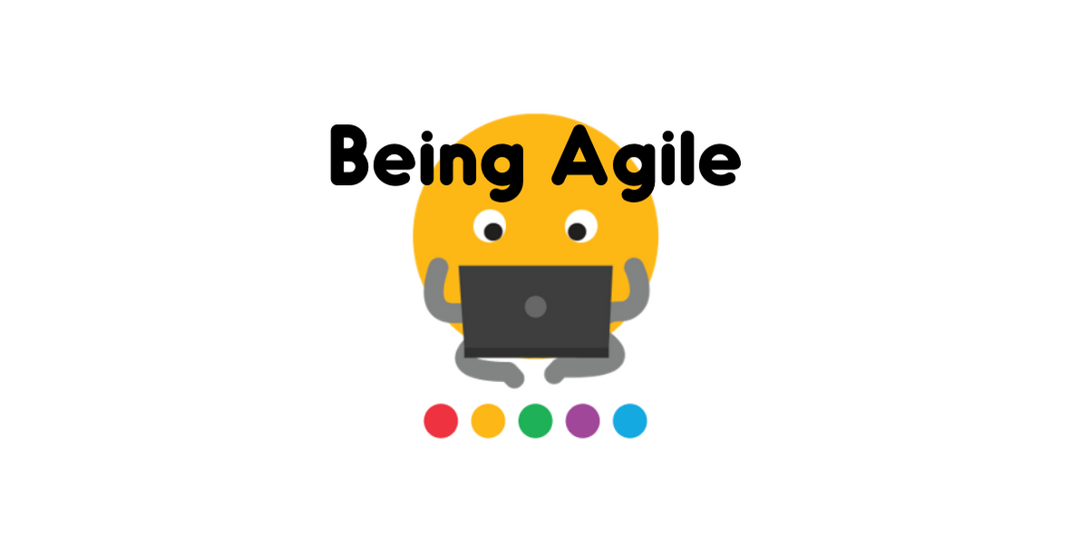 Being Agile AG001