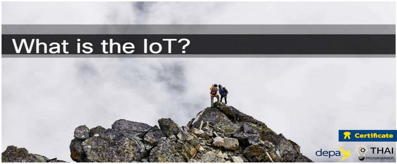 Introduction to the IOT IOT101