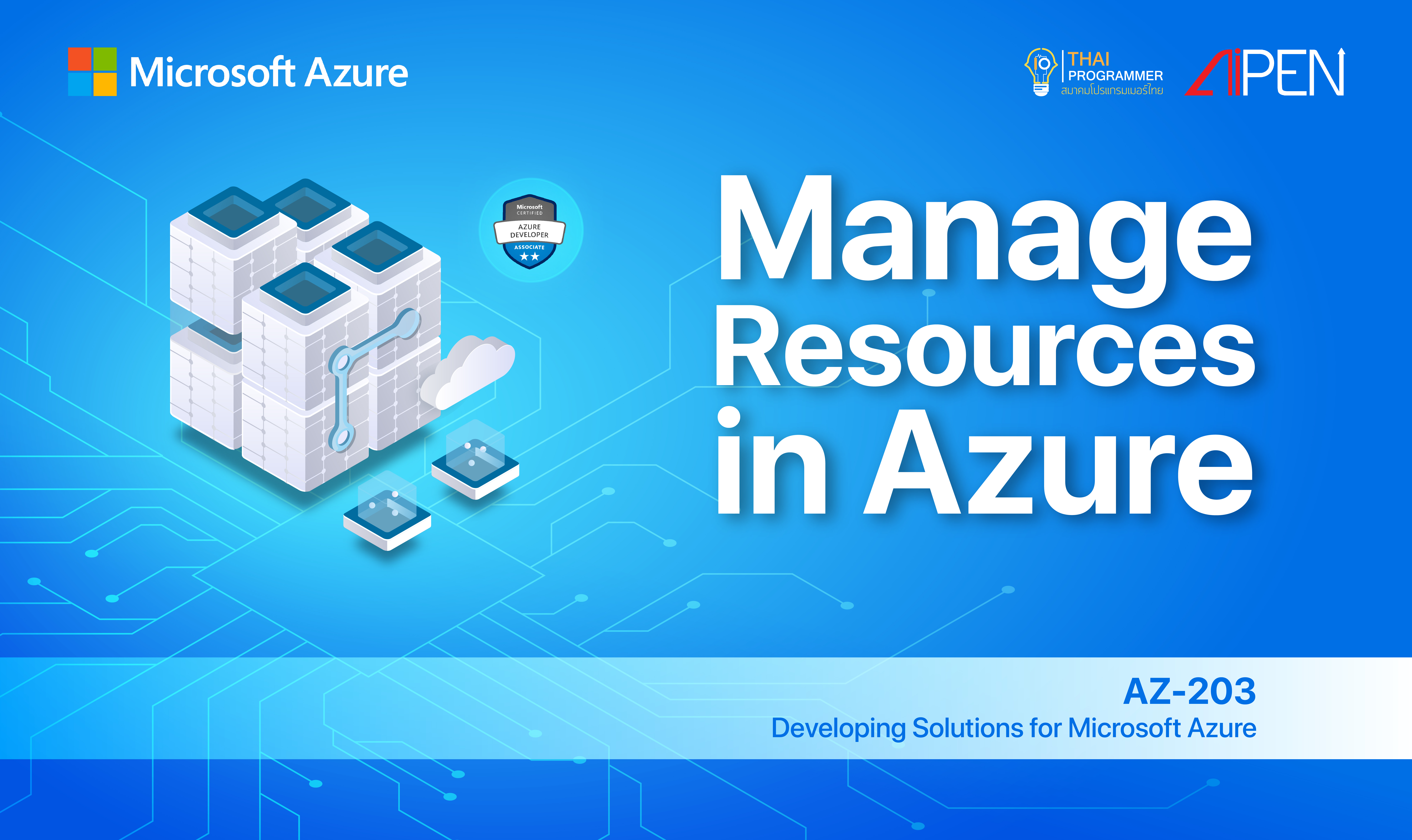 Microsoft Azure: Manage resources in Azure AZ-LEARN-5