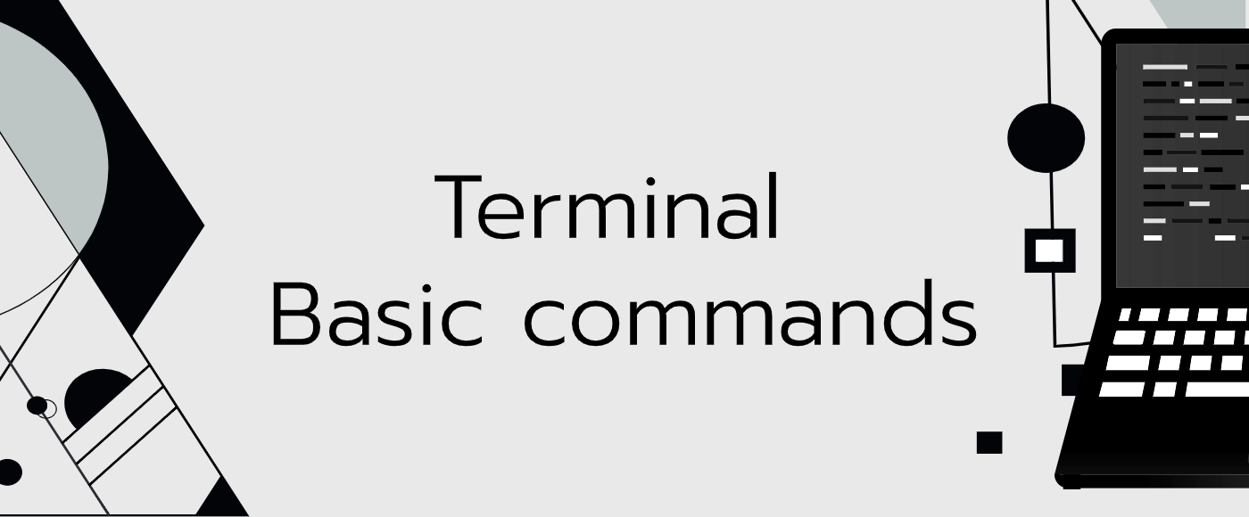 Terminal - basic commands CC104